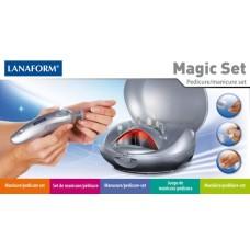 Маникюрно-педикюрный набор Меджик Сет LANAFORM Magic Set LA130501