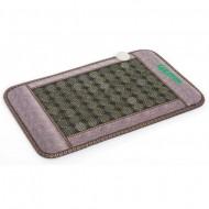 Нефритовый коврик с подогревом Docstor 50x80