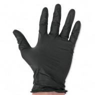 Перчатки медицинские 100шт виниловые ViniMAX смотровые черные