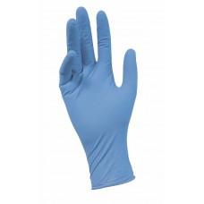 Перчатки медицинские 100шт нитриловыеNitriMAX смотровыеголубые