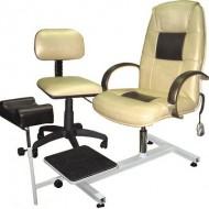 Педикюрные кресла и группы