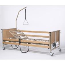 Кровать функциональная 4-х секционная электрическая Vermeiren LUNA Basic (в комплекте с матрасом)