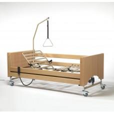 Кровать функциональная 4-х секционная электрическая Vermeiren LUNA (в комплекте с матрасом)