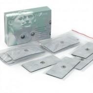 Клейкие гелевые электроды к миостимуляторам Vupiesse, 40ммх90мм упаковка 8шт