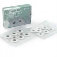 Клейкие электроды для лица к миостимулятору Vupiesse, d 25мм уп. 16шт.