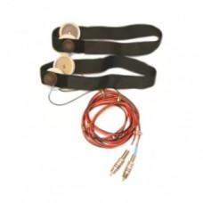 Электрод-маска для электросна, транскраниальной электростимуляции, центральной электроанальгезии