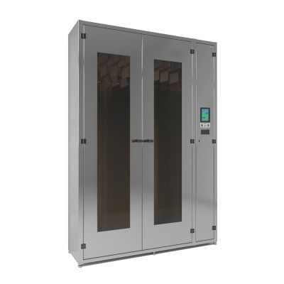 Шкаф для хранения стерильных эндоскопов СПДС-10-ШСК